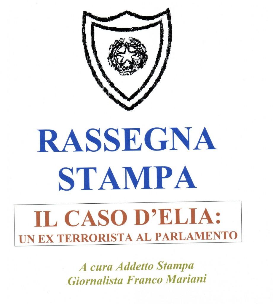 ELIA AL PARLAMENTO GIUGNO-LUGLIO 2006