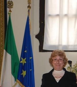 Mariella Magi Dionisi Presidente Famiglie Vittime Terroristi (2)
