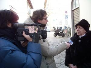 Mariella Magi Dionisi intervista da Italia 7
