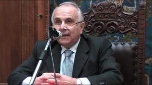 Presidente della Provincia di Foggia Antonio Pepe