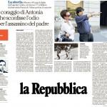 La Repubblica morte Antonia Custra